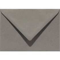 (No. 307944) 6x envelop Original 90x140mm muisgrijs 105 grams (FSC Mix Credit)