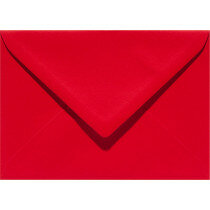 (No. 241918) 50x envelop 125x180mm-B6 Original rood 105 grams