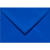(No. 237936) 50x envelop 114x162mm-C6 Original aquablauw 105 grams (FSC Mix Credit) OP=OP
