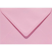 (No. 302959) 6x envelop Original 114x162mmC6 babyroze 105 grams (FSC Mix Credit)