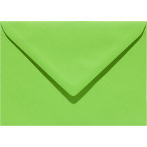 (No. 237952) 50x envelop 114x162mm-C6 Original lentegroen 105 grams (FSC Mix Credit) OP=OP