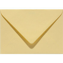 (No. 237928) 50x envelop 114x162mm-C6 Original narcisgeel 105 grams (FSC Mix Credit) OP=OP