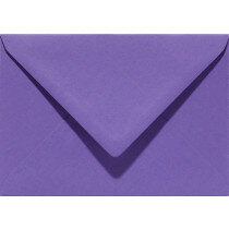 (No. 237946) 50x envelop 114x162mm-C6 Original paars 105 grams (FSC Mix Credit)