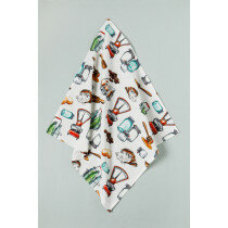 (Art. no. 910005) Dish Towel Grocery Design Karlijn van de Wier
