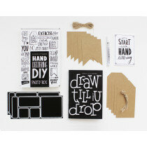 (No. 890006) DIY Handlettering Partybox Paperfuel