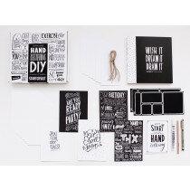 (No. 890033) DIY Handletterbox 'Starterskit' Paperfuel