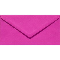 (No. 305912) 6x envelop Original 110x220mmDL felroze 105 grams (FSC Mix Credit)