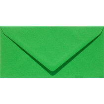 (No. 238907) 50x envelop 110x220mm-DL Original grasgroen 105 grams (FSC Mix Credit)