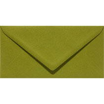 (No. 238951) 50x envelop 110x220mm-DL Original mosgroen 105 grams (FSC Mix Credit)