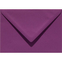 (No. 235909) 50x envelop 156x220mm-EA5 Original aubergine 105 grams (FSC Mix Credit)