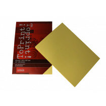 (No. 7128304) 100x papier ToPrint 80gr 210x297mm-A4 Medium Yellow(FSC Mix Credit)
