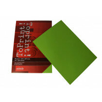 (No. 7128318) 100x papier ToPrint 80gr 210x297mm-A4 Grass green(FSC Mix Credit)- UITLOPEND-