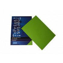 (No. 7138318) 100x papier ToPrint 120gr 210x297mm-A4 Grass green(FSC Mix Credit) - UITLOPEND-