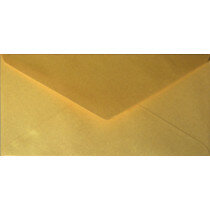 (No. 238333) 25x envelop Original Metallic 110x220mmDL Super Gold 120 grams (FSC Mix Credit)