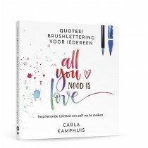 (No. 840300) Quotes! Brushlettering voor iedereen
