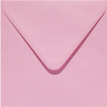 (No. 303959) 6x envelop Original 140x140mm babyroze 105 grams (FSC Mix Credit)