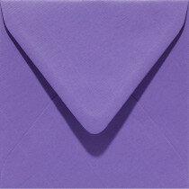 (No. 240946) 50x envelop 160x160mm Original paars 105 grams (FSC Mix Credit)