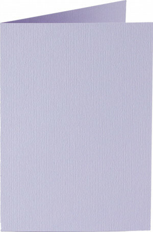 (No. 206937) 50x kaart dubbel staand Original 148x210mmA5 sering 200 grams (FSC Mix Credit)