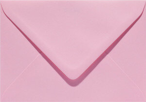 (No. 263959) 50x envelop Original 125x140mm babyroze 105 grams (FSC Mix Credit)