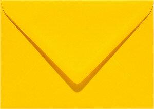(No. 328910) 6x envelop Original 125x140mm dottergeel 105 grams (FSC Mix Credit)