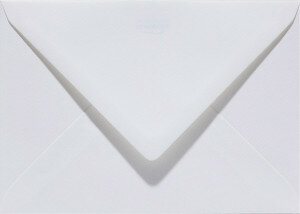 (No. 263930) 50x envelop Original 125x140mm hagelwit 105 grams (FSC Mix Credit)