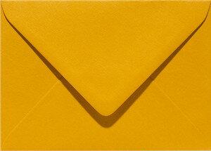 (No. 263948) 50x envelop Original 125x140mm mosterdgeel 105 grams (FSC Mix Credit)