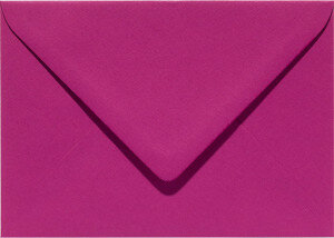 (No. 263913) 50x envelop Original 125x140mm purper 105 grams (FSC Mix Credit)