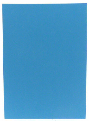 (No. 214965) A4 karton Original korenblauw - 210x297mm - 200 grams - 50 vellen