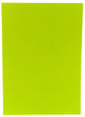 (No. 214967) A4 karton Original appelgroen - 210x297mm - 200 grams - 50 vellen