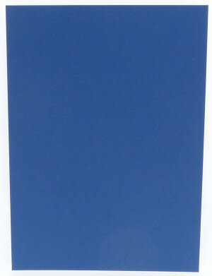 (No. 214972) A4 karton Original royal blue - 210x297mm - 200 grams - 50 vellen