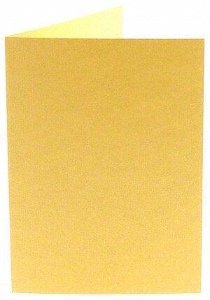 (No. 222963) 50x kaart dubbel staand Original 105x148mm A6 vanille 200 grams (FSC Mix Credit)