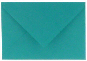 (No. 235966) 50x envelop 156x220mm EA5 Original turquoise 105 grams FSC Mix Credit)