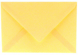 (No. 237963) 50x envelop 114x162mm C6 Original - vanille 105 grams (FSC Mix Credit)