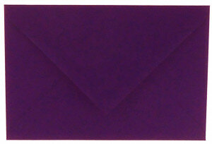 (No. 237968) 50x envelop 114x162mm C6 Original - violetta 105 grams (FSC Mix Credit)