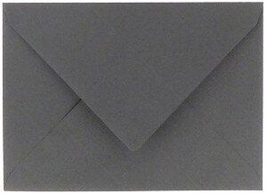 (No. 237971) 50x envelop 114x162mm C6 Original - donkergrijs 105 grams (FSC Mix Credit)