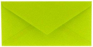 (No. 238967) 50x envelop 110x220mm DL Original appelgroen 105 grams (FSC Mix Credit