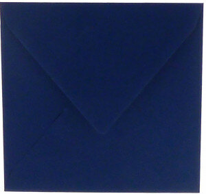 (No. 240969) 50x envelop 160x160mm Original marineblauw 105 grams (FSC Mix Credit)