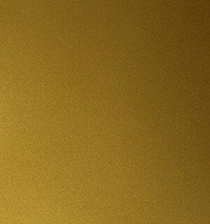 (No. 264333) 25x scrapbook Original Metallic 302x302mm Super Gold 250 grams