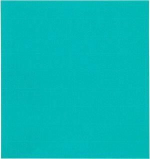 (No. 264966) 50x cardstock Original 302x302 mm turquoise 200 grams (FSC Mix Credit)
