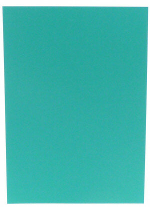 (No. 212966) 100x papier Original 210x297mm A4 turquoise 105 grams (FSC Mix Credit)