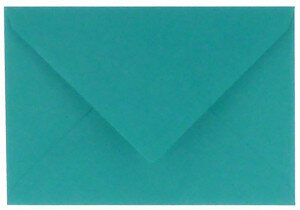 (No. 302966) 6x envelop Original - 114x162mm C6 turquoise 105 grams (FSC Mix Credit)