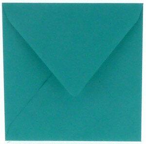(No. 303966) 6x envelop Original - 140x140mm turquoise 105 grams (FSC Mix Credit)