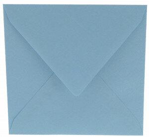 (No. 304964) 6x envelop 160x160mm Original lichtblauw 105 grams (FSC Mix Credit)