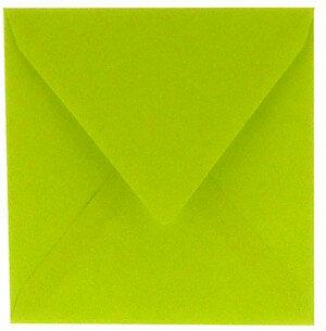 (No. 304967) 6x envelop 160x160mm Original appelgroen 105 grams (FSC Mix Credit)