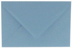 (No. 306964) 6x envelop Original 156x220mm EA5 lichtblauw 105 grams (FSC Mix Credit)