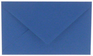 (No. 306972) 6x envelop Original 156x220mm EA5 royal blue 105 grams (FSC Mix Credit)