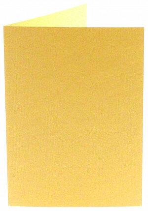 (No. 309963) 6x kaart dubbel staand Original 105x148mm A6 vanille 200 grams (FSC Mix Credit)
