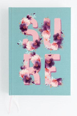 (No. 830707) Bullet journal Romantic Sure