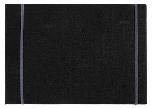 """(Art.no. 920501) Kunstenaarsmap A4 """"MyArtBook"""" met 6 rings O-Mechaniek en 2 elastieken"""
