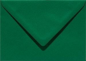 (No. 241950) 50x envelop 125x180mm-B6 Original dennengroen 105 grams